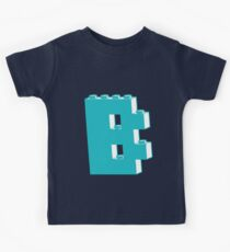 THE LETTER B, by Customize My Minifig Kids Tee