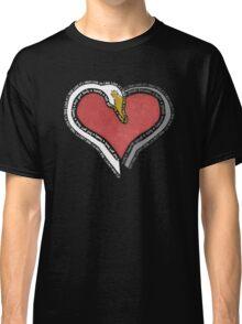 Captain Swan Heart  Classic T-Shirt