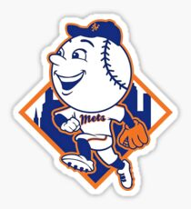 new york mets Sticker