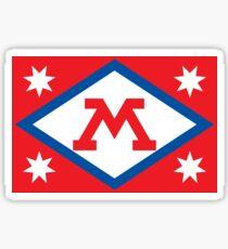 Morrison Co. Flag Sticker