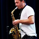 Colin Stetson by MyceanSage