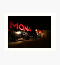MONA FOMA 2014 2 Art Print