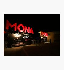 MONA FOMA 2014 2 Photographic Print