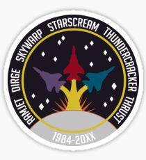 The Trine [NASA]  Sticker