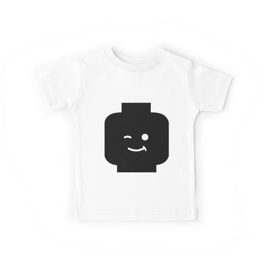 Minifig Winking Head by ChilleeW