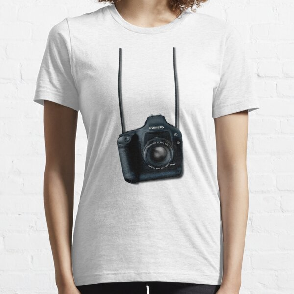 Camera shirt - for Canon users Essential T-Shirt