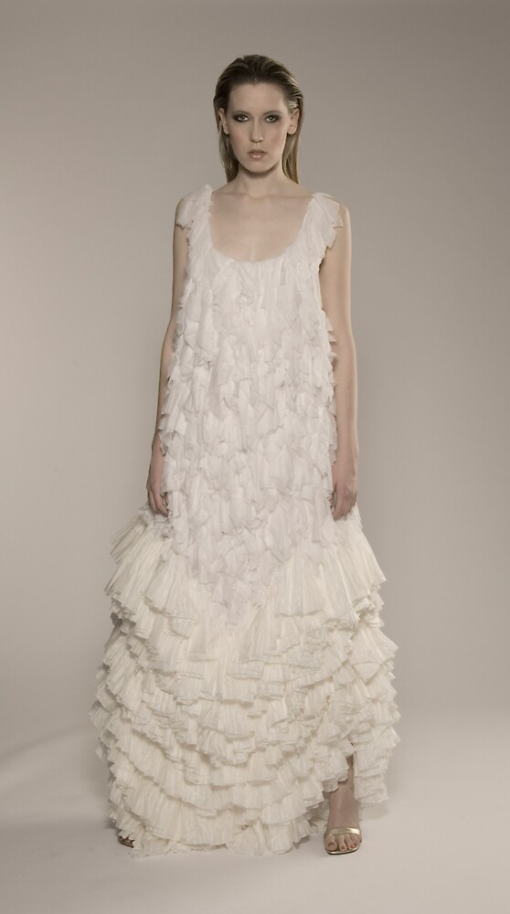 White Dress 1 by DiscoVisco