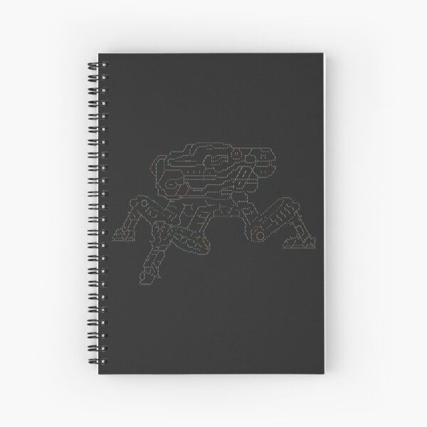 vnm-chro Spiral Notebook