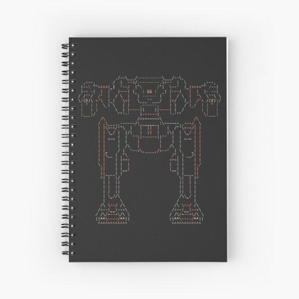 vnm-cata Spiral Notebook