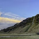 Morning at Seljalandsfoss by Cr4zy