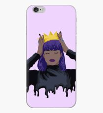 Purple Queen iPhone Case