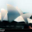 Sydney Opera House by Katrina Price