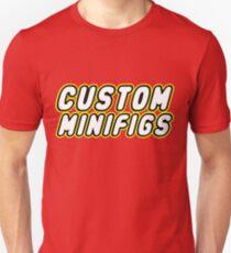 CUSTOM MINIFIGS Unisex T-Shirt