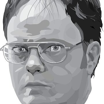 Dwight Shrute by jash