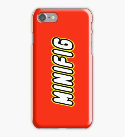 MINIFIG, Customize My Minifig iPhone Case/Skin