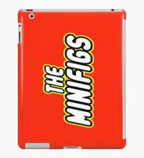 THE MINIFIGS iPad Case/Skin