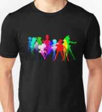 Sailor Moon Silhouette Group T-Shirt