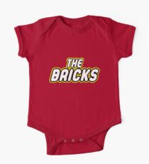 THE BRICKS One Piece - Short Sleeve