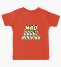 MAD ABOUT MINIFIGS, Customize My Minifig Kids Clothes