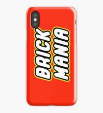 BRICK MANIA  iPhone Case/Skin