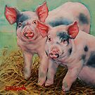 Two Little Pigs by Margaret Stockdale
