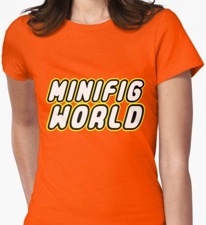 MINIFIG WORLD, Customize My Minifig T-Shirt