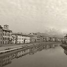 Arno River by Tim Condon