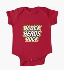 BLOCK HEADS ROCK Kids Clothes