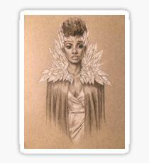 Queen of the Caverns Sticker