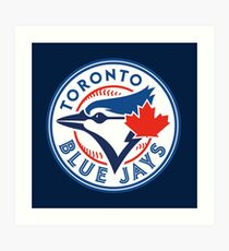 toronto blue jays Art Print