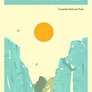YOSEMITE NATIONAL PARK by JazzberryBlue