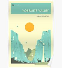 Yosemite-Tal Poster