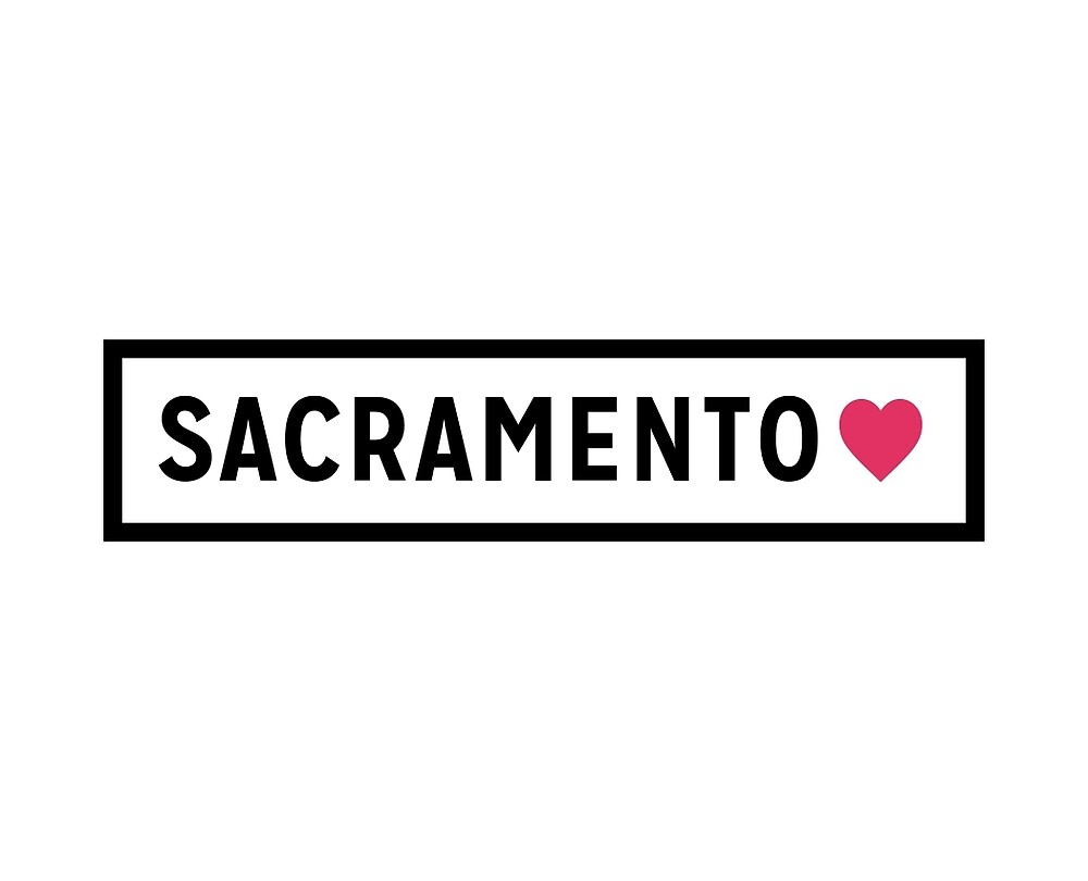 Sacramento California Lite by Binary Studio