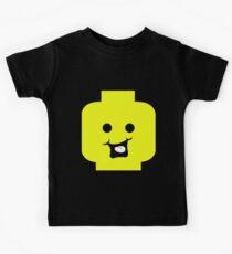 Cheeky Minifig Head Kids Clothes