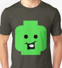 Cheeky Minifig Head T-Shirt
