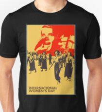 international womens dayt VIII Unisex T-Shirt