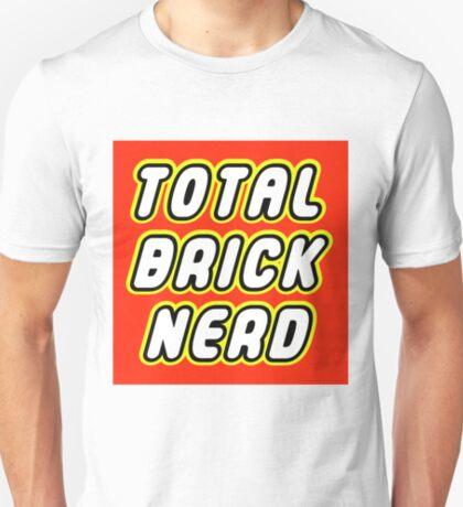 TOTAL BRICK NERD T-Shirt