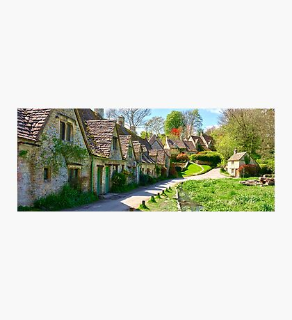 The Quaint Arlington Row Photographic Print