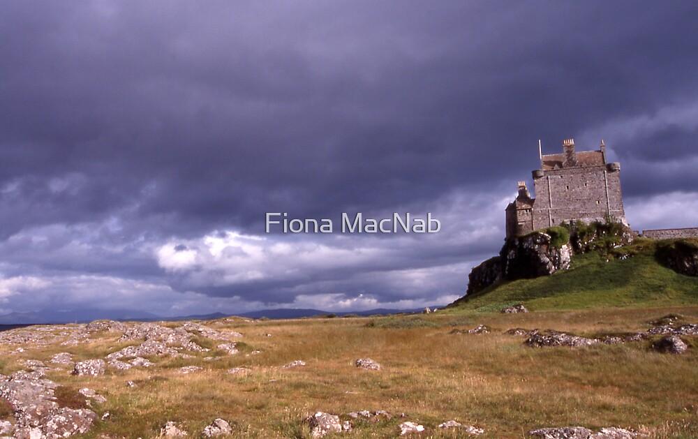 Duart Castle by Fiona MacNab