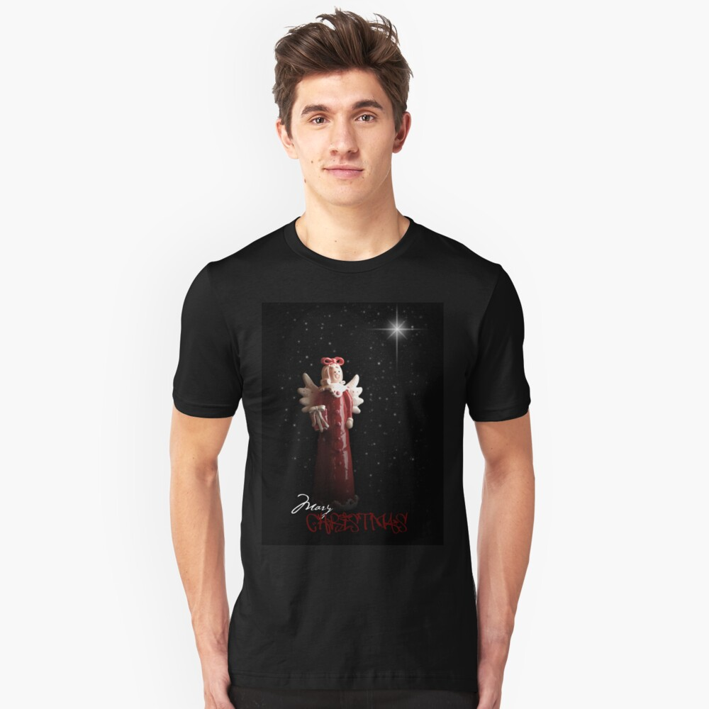 Mary Christmas Unisex T-Shirt Front