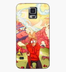 The End - Eddsworld Tord Case/Skin for Samsung Galaxy