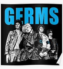 The Germs Poster