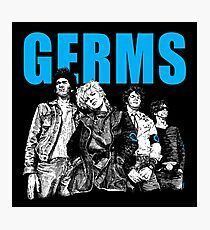 The Germs Photographic Print