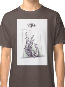 TOMOE NAGE WHITE Classic T-Shirt