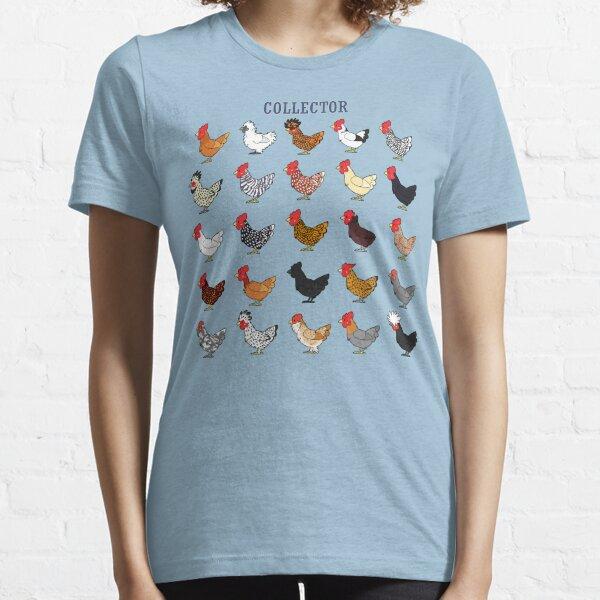 Chicken collector Essential T-Shirt