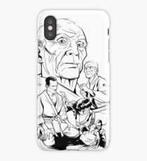 HELIO WHITE iPhone Case/Skin