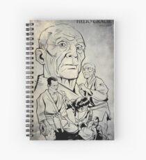 HELIO VINTAGE Spiral Notebook
