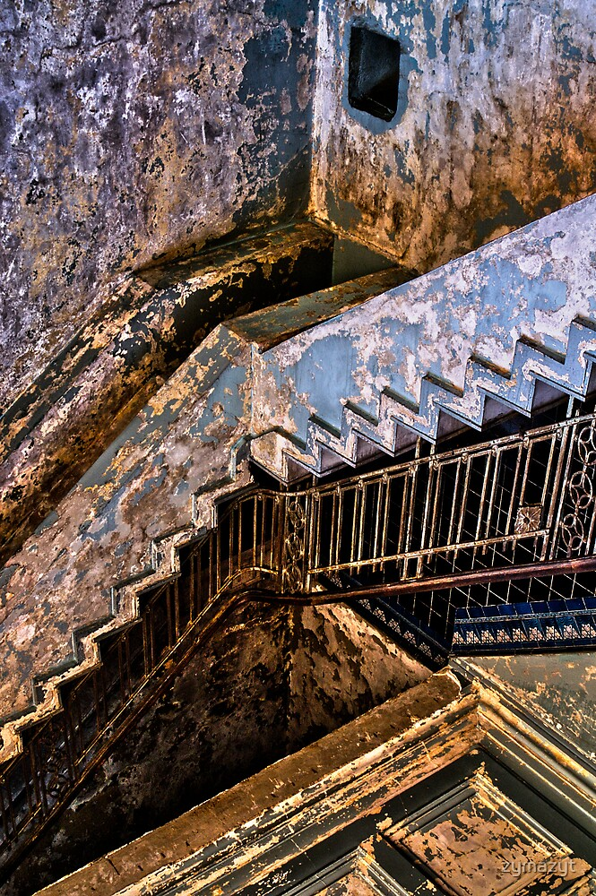 hell staircase #1 by zymazyt