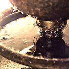 fountain by zymazyt