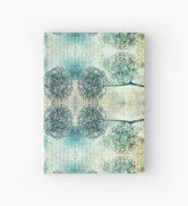 Vintage Kind Of Love Pattern Hardcover Journal